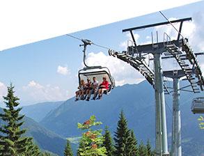 Wandern im Sommer - Riesneralm Steiermark