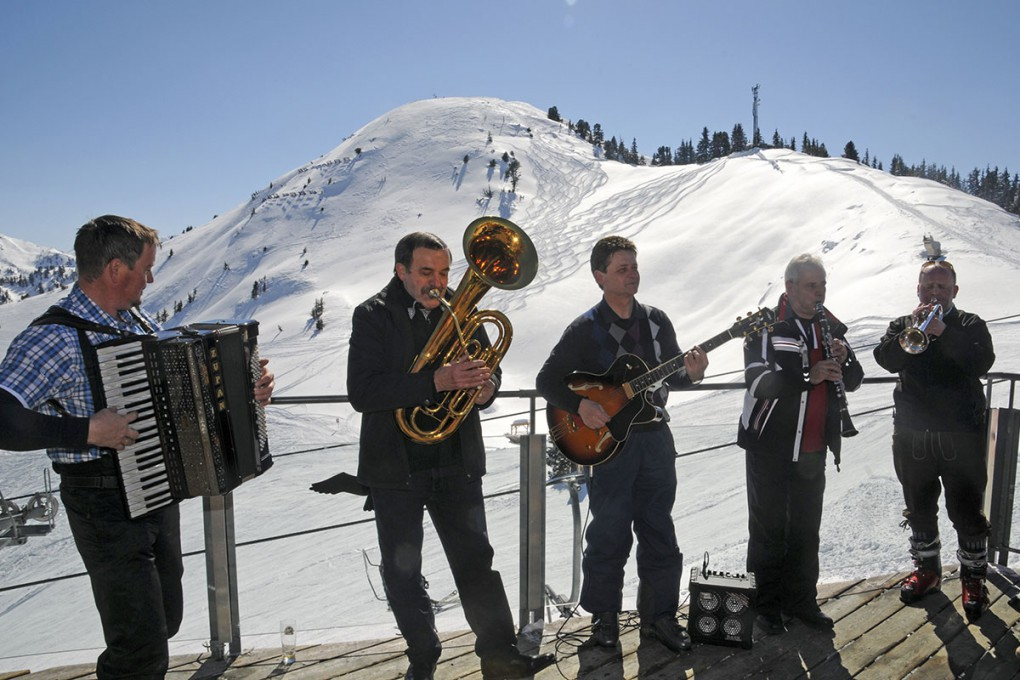 Oberkrainer - Bergbahnen Riesneralm Donnersbachwald