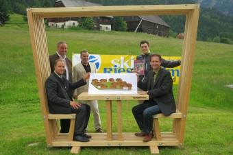 Pressekonferenz Riesneralm - Donnersbachwald