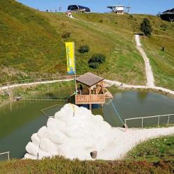 Bergbahnen - Riesneralm - Sommer - Hochseesitz