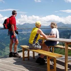 Riesneralm - Bergbahnen - Sommer - Hochsitz