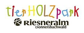 Riesneralm Bergbahnen - TierHOLZpark - Logo