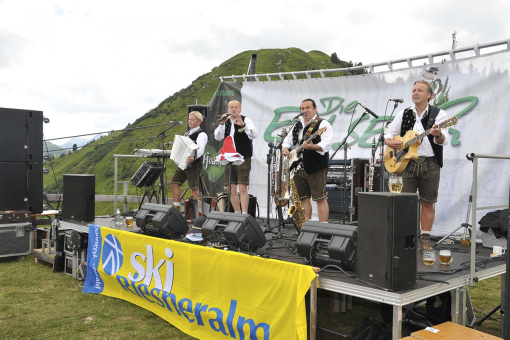 Riesneralm Bergfest 2013