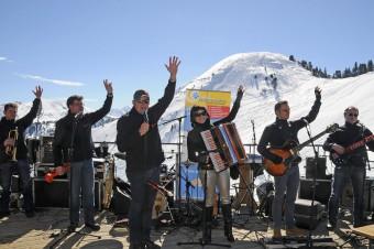 Veranstaltungen - Riesneralm - Gipfelparty 2015