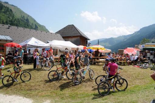 Rudl Berg Radeln - Riesneralm - Donnersbachwald