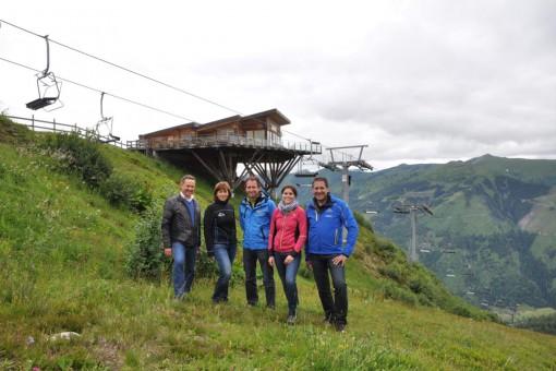 Seilbahnentagung - Riesneralm - Donnersbachwald