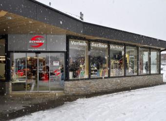 Sport Scherz, Ski- und Snowboardverleih Riesneralm Donnersbachwald
