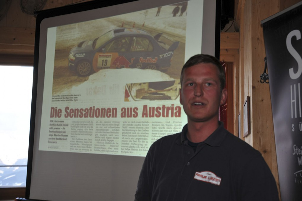 Weinseminar 2015 - Skigebiet Riesneralm
