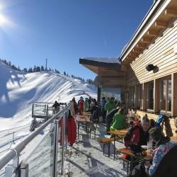 Skihütte Hochsitz, Riesneralm - Region Schladming-Dachstein