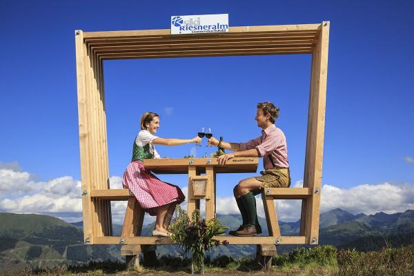 Square Chair - Riesneralm Bergbahnen