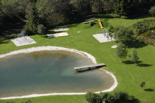 Donnersbachwald - Freibad