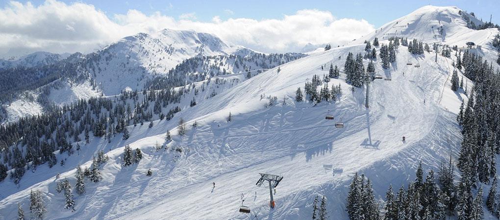 Donnersbachwald - Skigebiet Riesneralm - Donnersbachwald